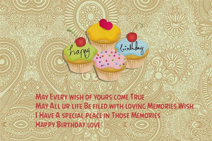 Meaningful Happy Birthday Wishes Quotes For Wife