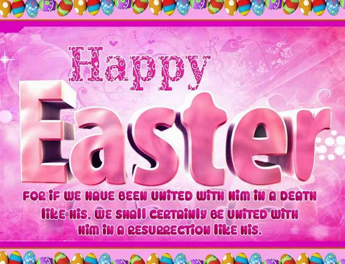 Meaningful Happy Easter Greetings Messages For Facebook Post