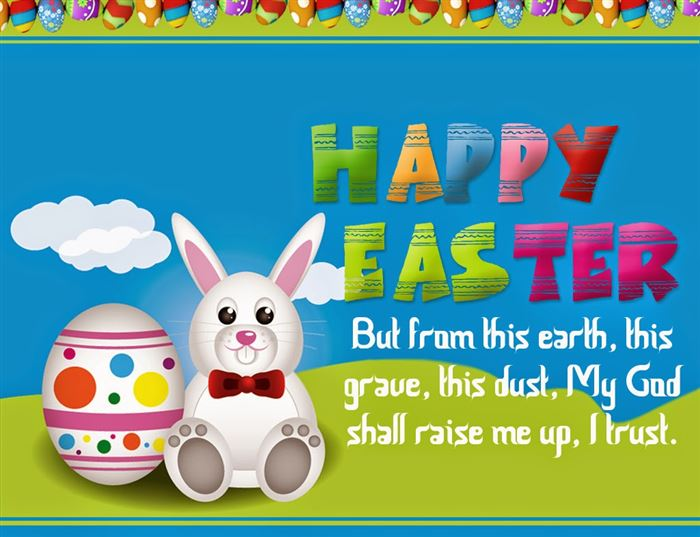 Unique Happy Easter Greetings Messages For Facebook Status