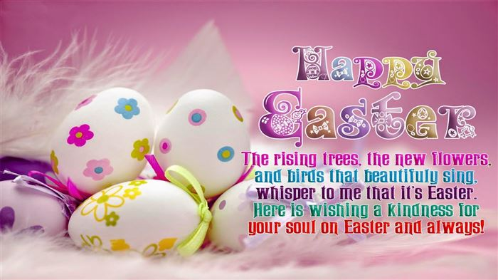 Meaningful Happy Easter Messages For Girlfriends