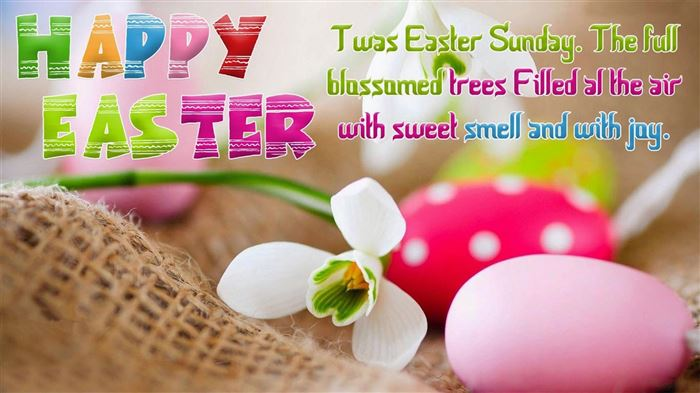 Unique Happy Easter Messages For Girlfriends