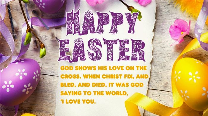 Meaningful Happy Easter Sayings And Quotes