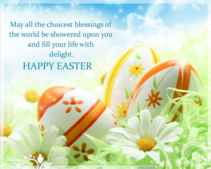 Best Happy Easter Wishes Messages For Family