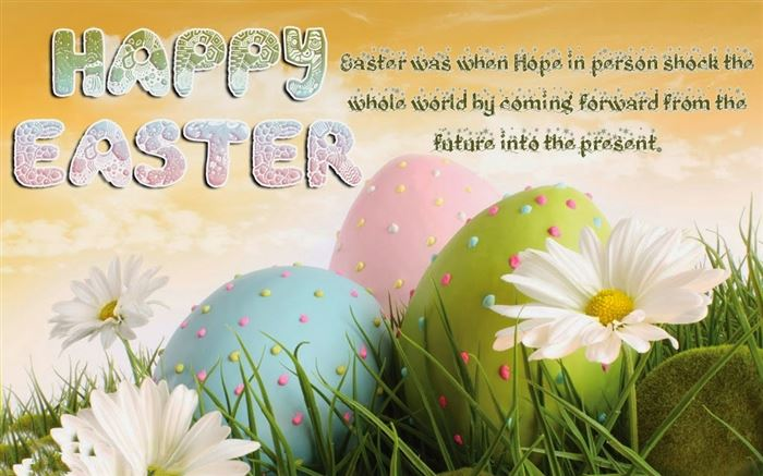 Meaningful Happy Easter Wishes Messages For Family