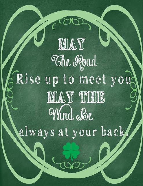 Meaningful St. Patrick's Day Quotes For Kids