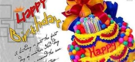 Cool Happy Birthday Messages For Facebook