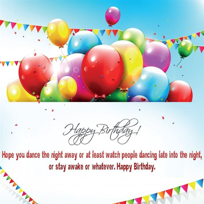 Unique Happy Birthday Messages For Facebook Timeline