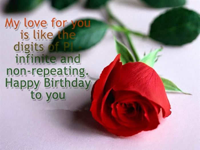 Lovely Happy Birthday SMS Wishes For Girlfriends