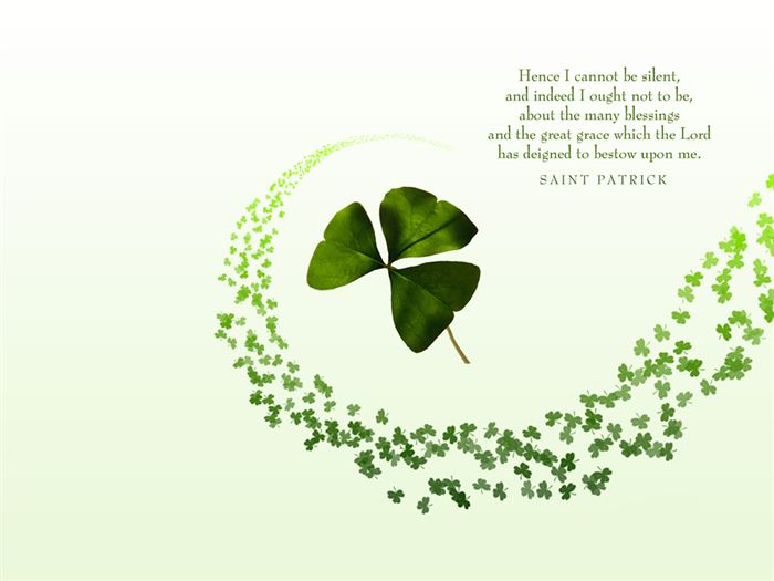 Famous Short St. Patrick's Day Quotes Poems For Kids