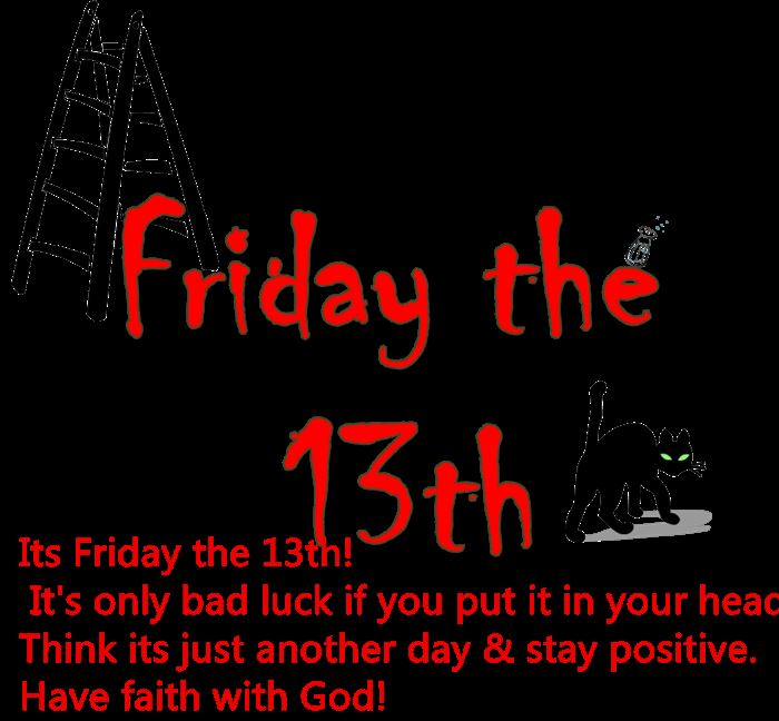 Free Friday 13th Superstition Jokes
