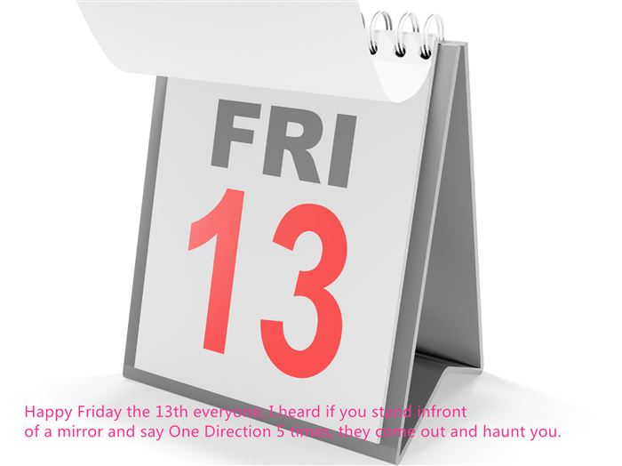 Unique Friday 13th Superstition Jokes