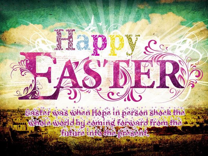 Meaningful Happy Easter Wishes Messages For Friends