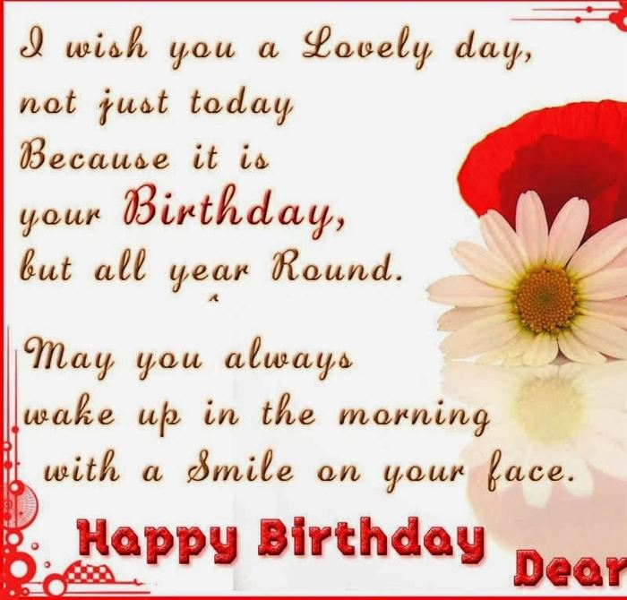 Unique Happy Birthday Wishes For Friends On Facebook