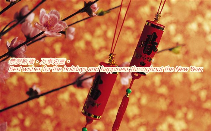 Simple Happy Chinese New Year Wishes In Mandarin