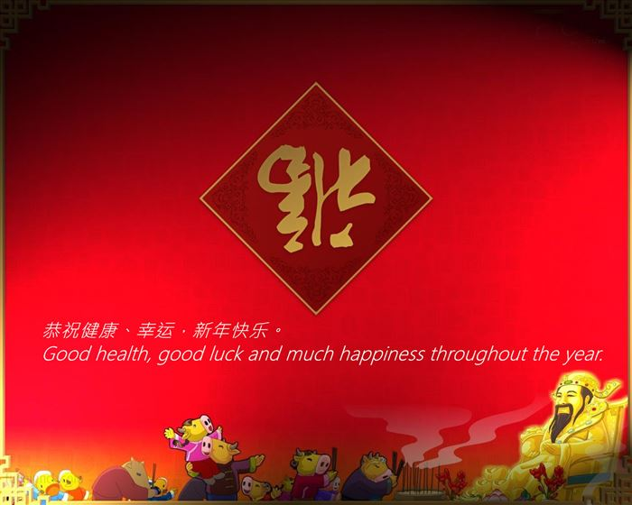 Easy Happy Chinese New Year Wishes In Mandarin