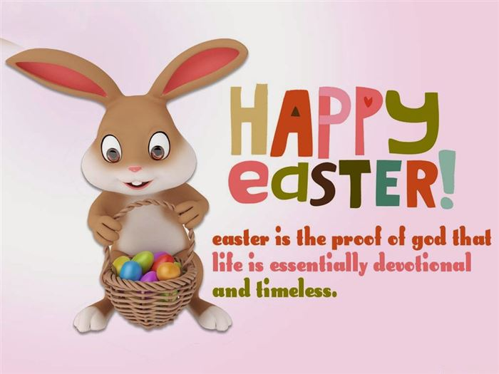 Unique Happy Easter Quotes Greetings