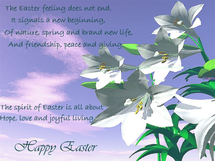 Meaningful Happy Easter Wishes Messages For Clients