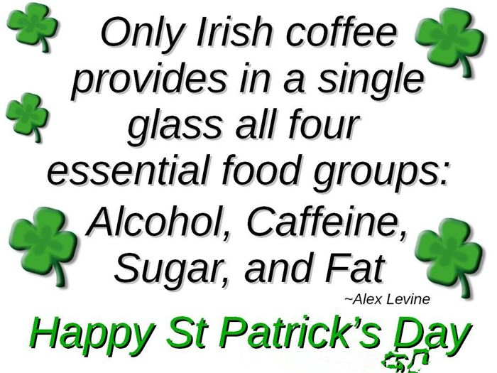 Meaningful St. Patrick's Day Quotes And Sayings