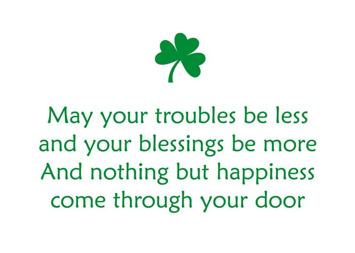 Famous St. Patrick's Day Quotes And Sayings