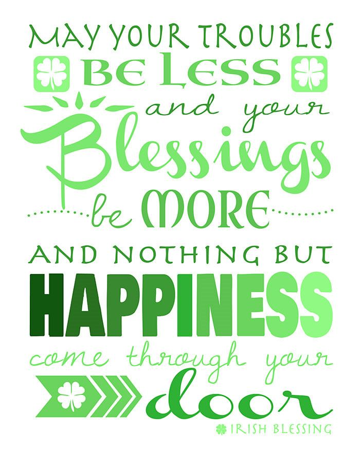 Famous St. Patrick's Day Quotes For Teachers