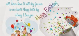 Romantic Happy Birthday Wishes Messages For Wife