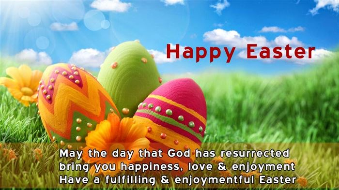 Romantic Happy Easter Messages For Boyfriends