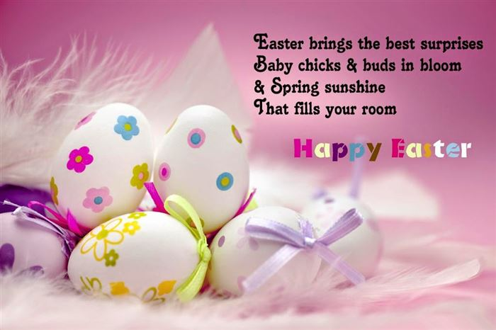 Lovely Happy Easter Messages For Boyfriends