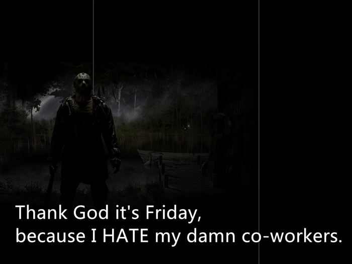 Top Friday The 13th Jokes Quotes