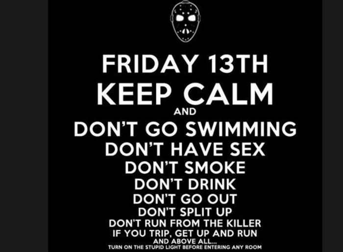 Top Funny Friday The 13th Quotes