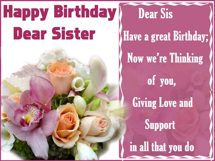 Funny Happy Birthday Wishes Messages For Sister