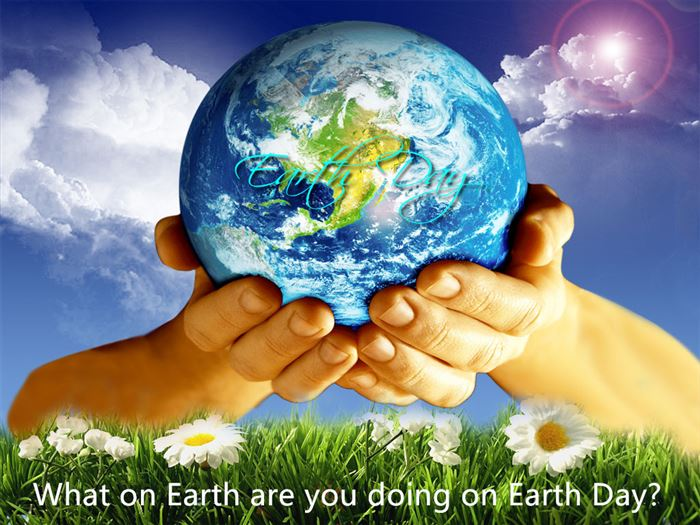 Meaningful Slogan For Earth Day Celebration