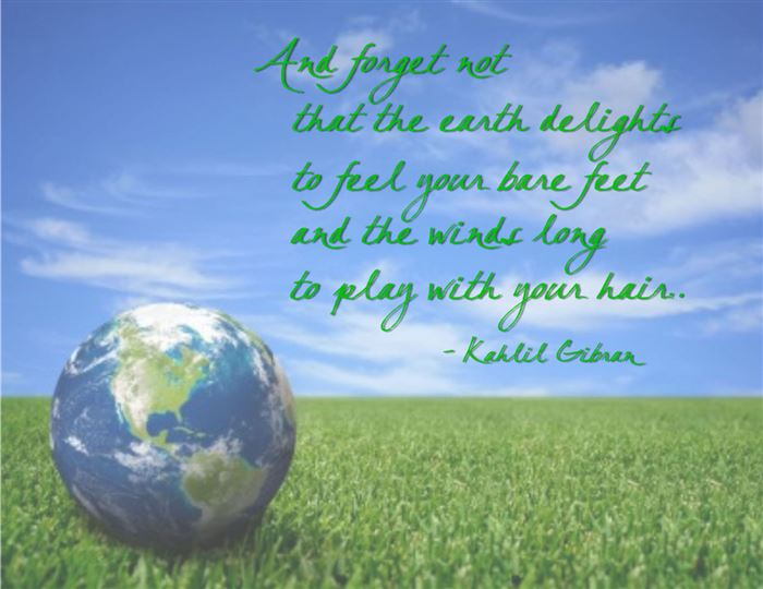 Famous Go Green Happy Earth Day Quotes