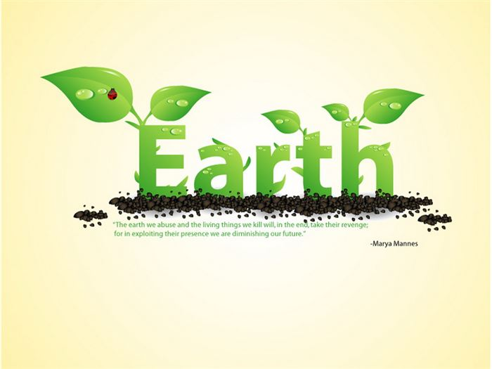 Meaningful Go Green Happy Earth Day Quotes