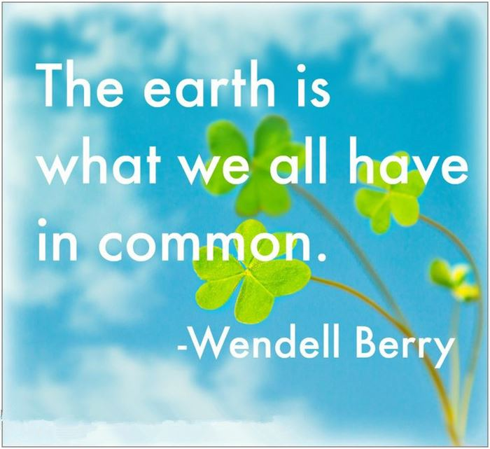 Famous Happy Earth Day Images With Quotes