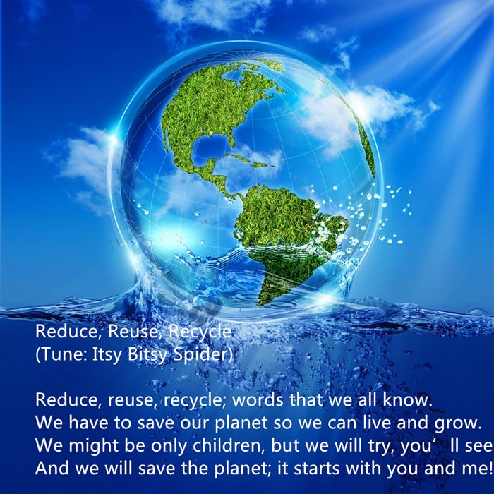 Short Happy Earth Day Poems For Second Grade
