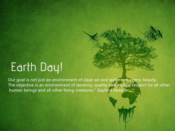 Famous Happy Earth Day Quotes By Gaylord Nelson