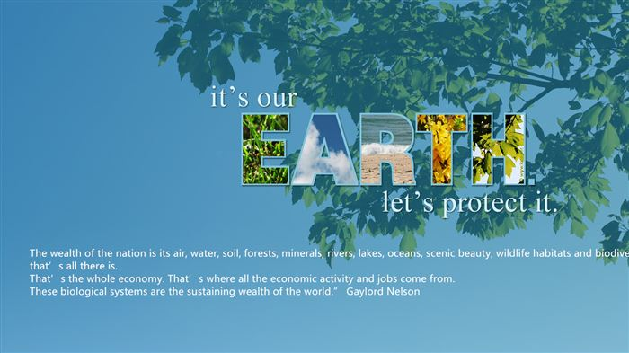 Best Happy Earth Day Quotes By Gaylord Nelson