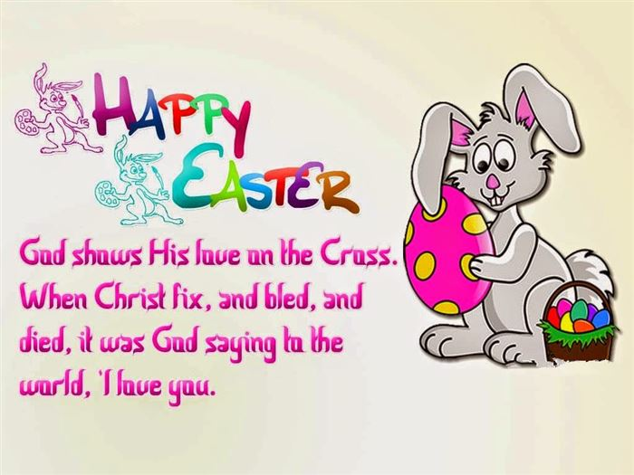 Funny Happy Easter Quotes To Post On Facebook Status