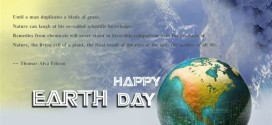 Famous Quotes For Happy Earth Day