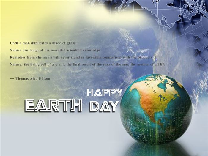 Meaningful Quotes For Happy Earth Day