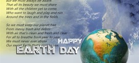 Inspirational Short Poems About Earth Day