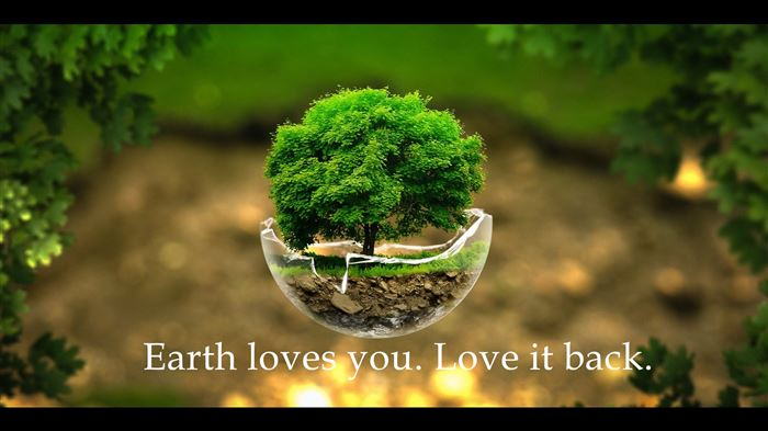 Meaningful Slogan For Earth Day In English