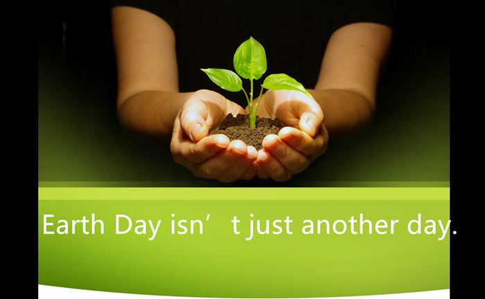 Best Inspirational Slogan For Earth Day In English