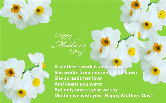 Free Beautiful Happy Mother's Day Picture Text Messages