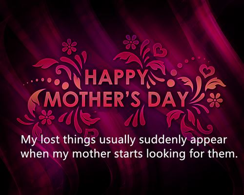Funny Free Happy Mother's Day Sayings For Friends