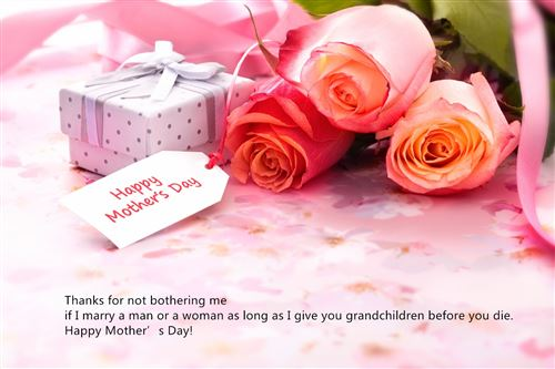 Unique Funny Happy Mother's Day Sayings For Friends