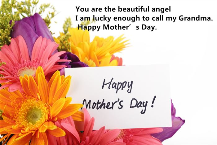Meaningful Happy Mothers Day Card Quotes For Grandmothers