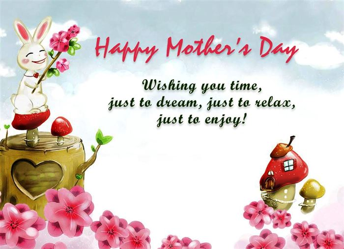Meaningful Happy Mother's Day Greeting Card Messages For Wife