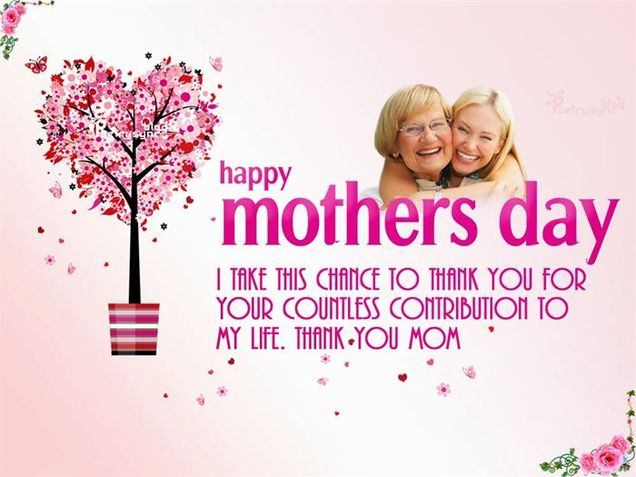 Beautiful Happy Mother's Day Images For Text Messages