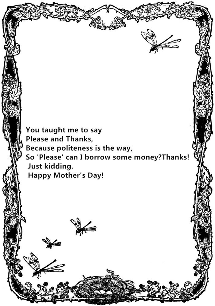 Best Happy Mother's Day Message From Son In Law